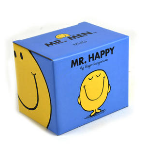 Mr Happy - Full Colour Mr Men And Little Miss Mug Collection Thumbnail 2