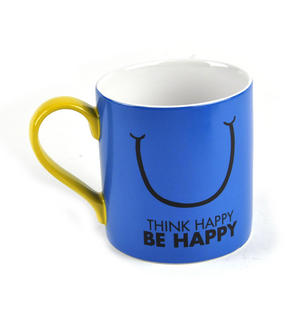 Mr Happy - Full Colour Mr Men And Little Miss Mug Collection Thumbnail 3