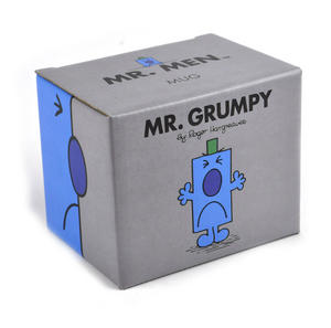 Mr Grumpy - Full Colour Mr Men And Little Miss Mug Collection Thumbnail 2