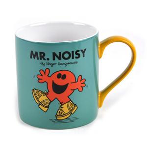 Mr Noisy - Full Colour Mr Men And Little Miss Mug Collection Thumbnail 1