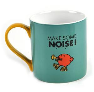 Mr Noisy - Full Colour Mr Men And Little Miss Mug Collection Thumbnail 3