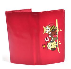 Owl Rest - Long Wallet - Fuschia Thumbnail 2