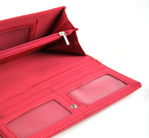 Owl Rest - Long Wallet - Fuschia Thumbnail 4