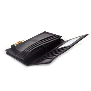 Owl Rest - Long Wallet - Black Thumbnail 2