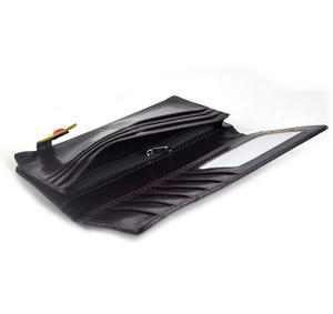 Owl Rest - Long Wallet - Black Thumbnail 4