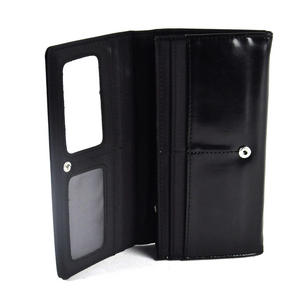 Owl Rest - Long Wallet - Black Thumbnail 5