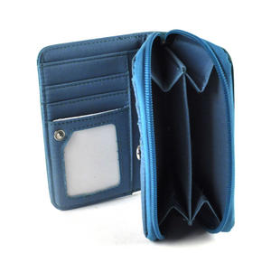 Owl Rest - Medium Wallet - Blue Thumbnail 4