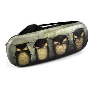 Grumpy Owl Glasses Case Thumbnail 5