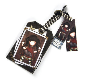 Gorjuss Ruby Luggage Tag Thumbnail 1