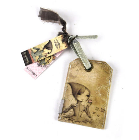 Mirabelle If Only Luggage Tag