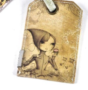 Mirabelle If Only Luggage Tag Thumbnail 3