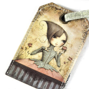Mirabelle If Only Luggage Tag Thumbnail 4
