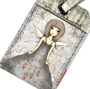 Mirabelle Butterfly Luggage Tag Thumbnail 2