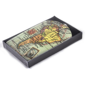 Global Map Luggage Tag Thumbnail 4