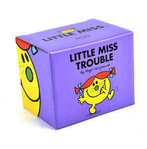 Little Miss Trouble - Full Colour Mr Men And Little Miss Mug Collection Thumbnail 2