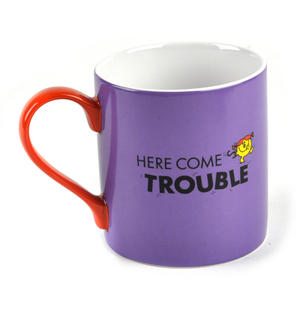 Little Miss Trouble - Full Colour Mr Men And Little Miss Mug Collection Thumbnail 4