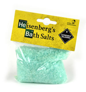 Heisenberg's Breaking Bad Crystal Meth Bath Salts Thumbnail 1