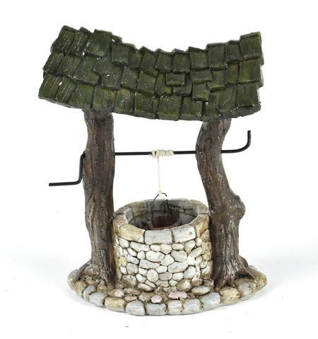 Fairy Village Wishing Well - Fiddlehead Fairy Garden Collection