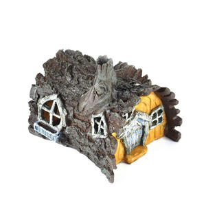 Log  House Fairy Home - Fiddlehead Fairy Garden Collection Thumbnail 4