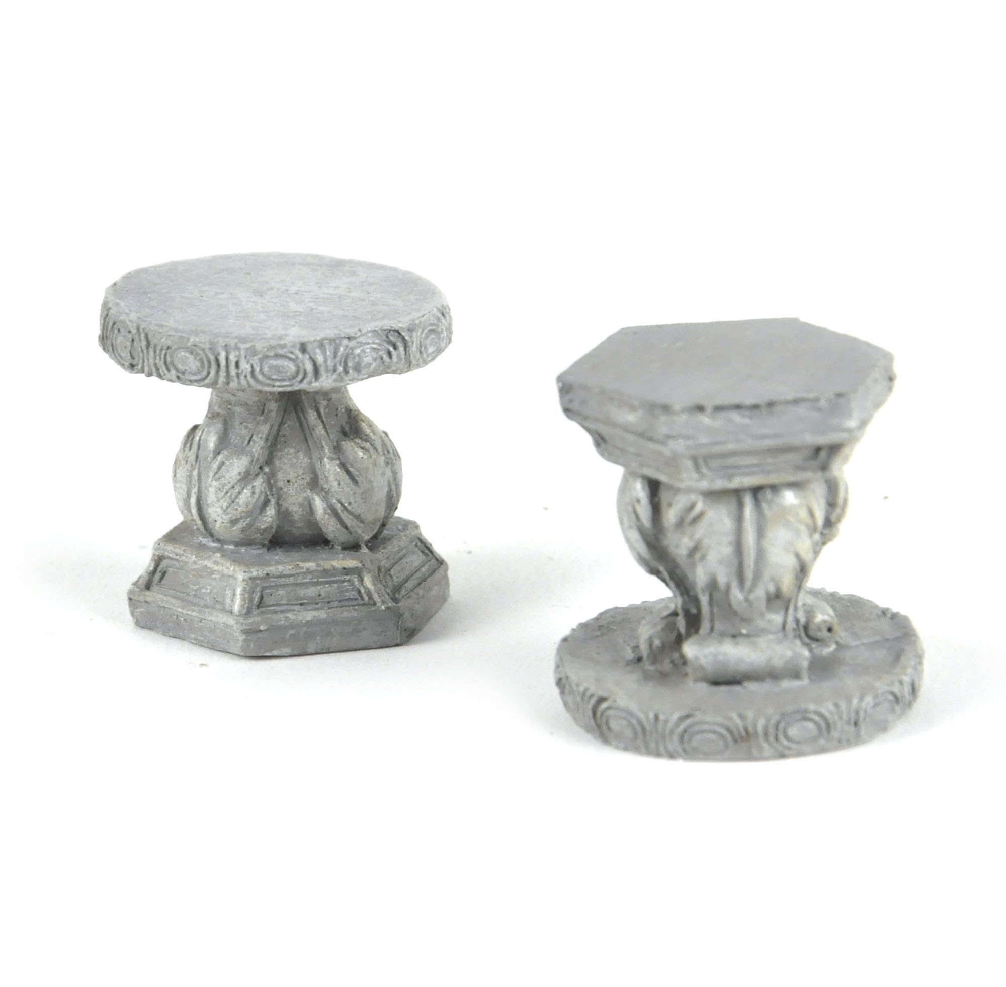 Merveilleux Fairy Stone Garden Stools   Fiddlehead Fairy Garden Collection