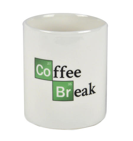 Breaking Bad Coffee Break Heisenberg Mug
