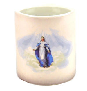 Virgin Mary - Heat Change Ave Maria Miracle Morph Mug Thumbnail 1