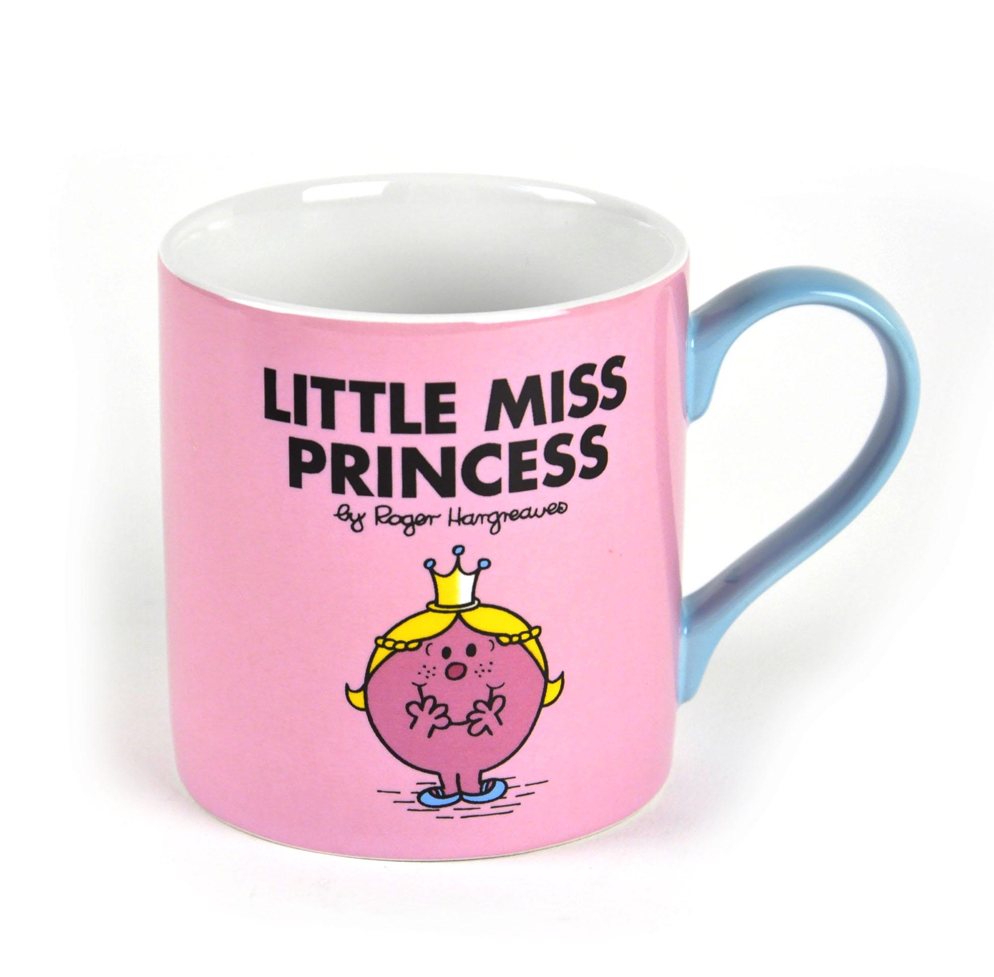 Best Coffee Mugs Little Miss Princess Full Colour Mr Men And Little Miss