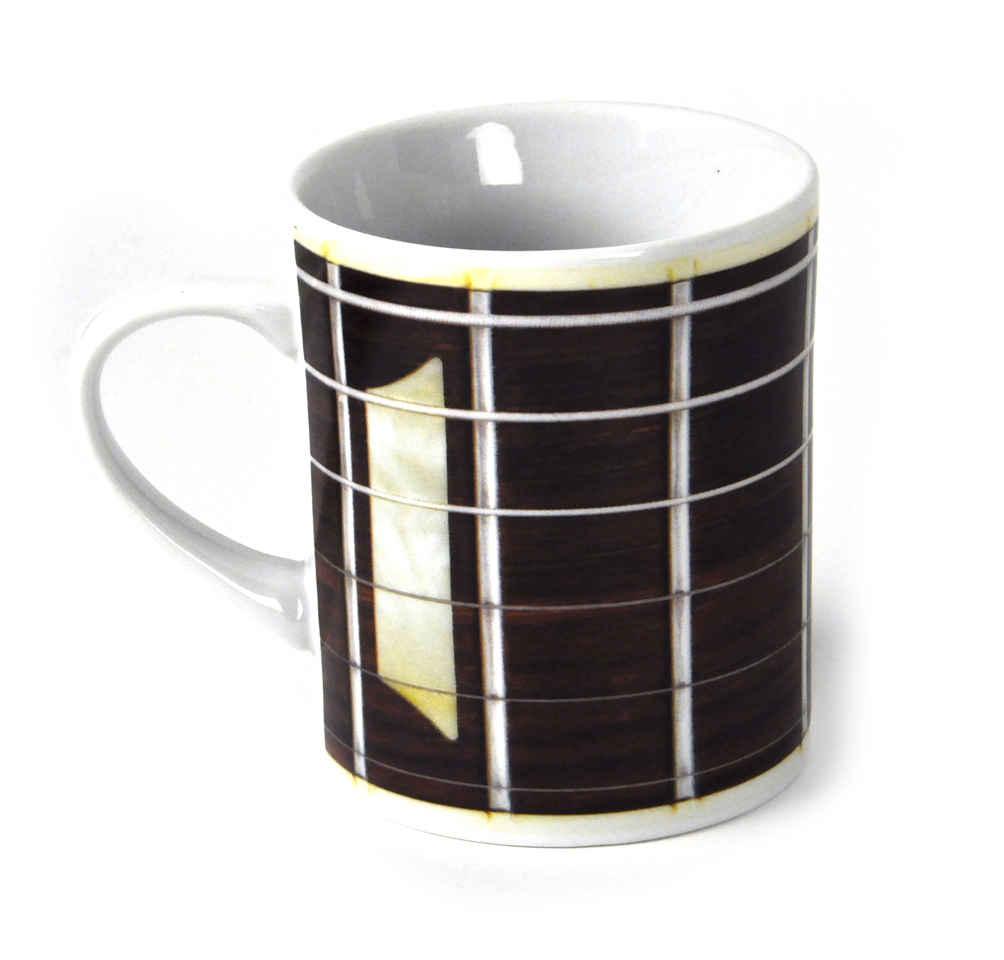 Electric Rock Guitar Mug