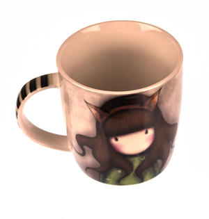 Gorjuss Mug - The Fox Thumbnail 3
