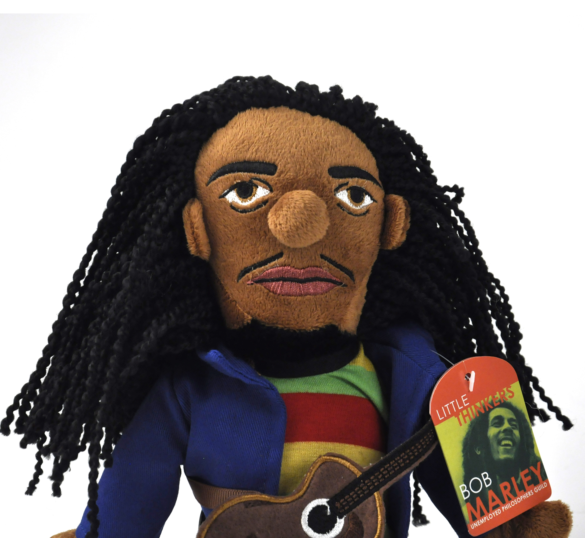 Bob Marley Little Thinkers Doll Pink Cat Shop