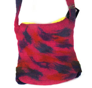 Fairtrade Felt Owl Shoulder Bag Thumbnail 4
