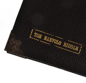 Harry Potter Replica Tom Marvolo Riddle Notebook Thumbnail 2