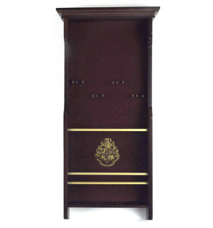 Harry Potter Four Wand Wall Display Case Thumbnail 2
