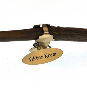 Harry Potter Replica Viktor Krum Wand Thumbnail 2
