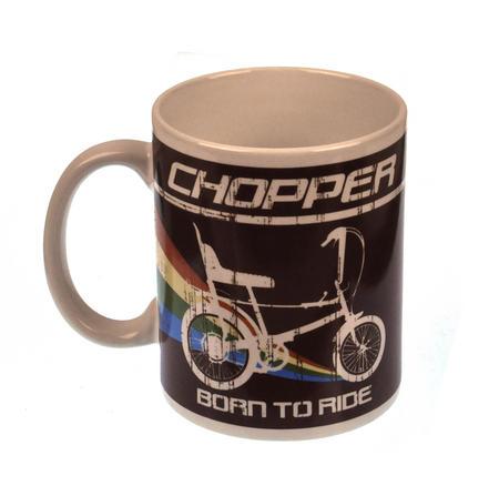 Raleigh Chopper Born to Ride Classic Bike Mug