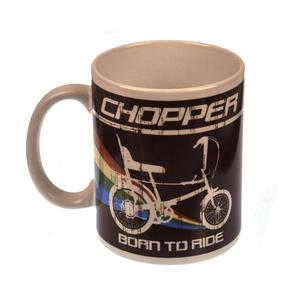 Raleigh Chopper Born to Ride Classic Bike Mug Thumbnail 1