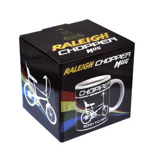 Raleigh Chopper Born to Ride Classic Bike Mug Thumbnail 2