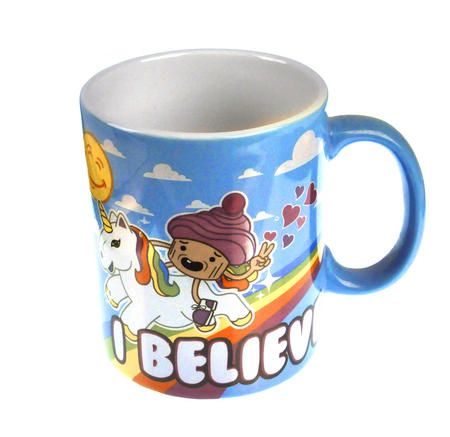 I Believe Unicorn Sprinkles Mug