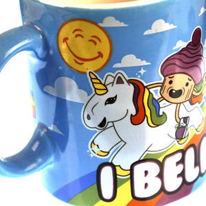 I Believe Unicorn Sprinkles Mug Thumbnail 2