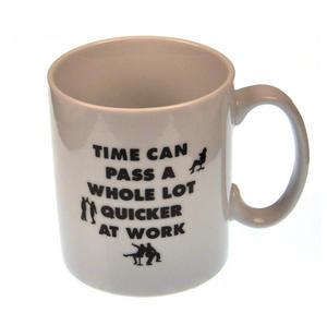 Time at Work > Asshole at Work - Disappearing Letters Heat Change Mug Thumbnail 2