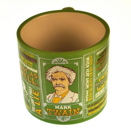 Mark Twain Mug
