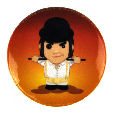 Clockwork Orange Alex Badge