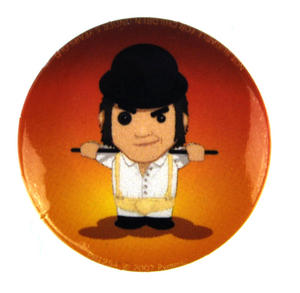 Clockwork Orange Alex Badge Thumbnail 1