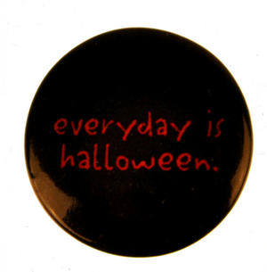 Everyday is Halloween Badge Thumbnail 1