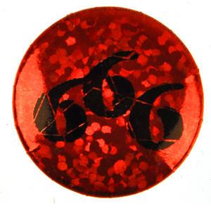 666 Badge Thumbnail 1