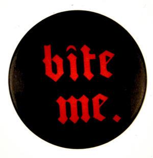 Bite Me Badge Thumbnail 1