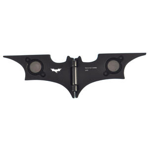 Batman Batarang Gunmetal Money Clip Thumbnail 2