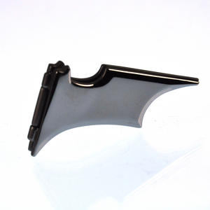 Batman Batarang Gunmetal Money Clip Thumbnail 3