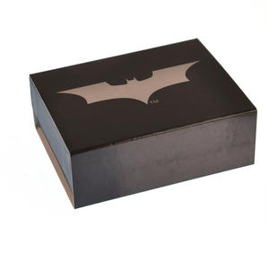 Batman Batarang Gunmetal Money Clip Thumbnail 5
