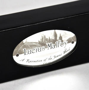 Harry Potter Replica Lucius Malfoy Wand Thumbnail 4